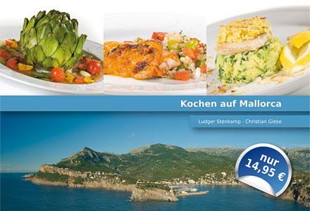 Buch: Kochen auf Mallorca
