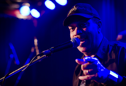 Livekonzerte im Blues 2014
