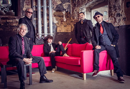 Livekonzerte im Blues 2015