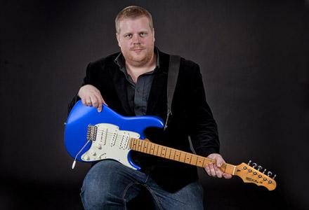 Danny Bryant (UK) live im Blues