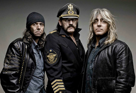 Motörhead: 40th Anniversary Tour 2015