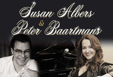 Konzertabend mit Susan Albers & Peter Baartmans